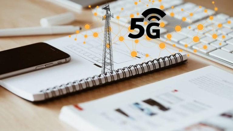 wpływ sieci 5G na projektowanie stron internetowych